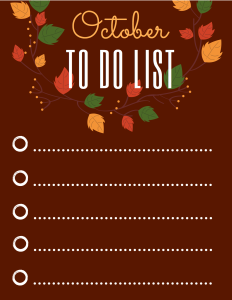 To Do List - October 2 copy copy